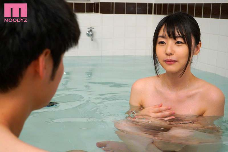 つぼみとお風呂