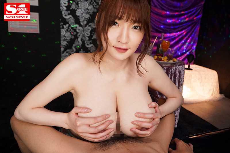 鷲尾めい&筧ジュンのパイズリ