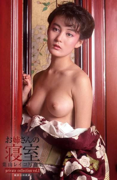 お姉さんの寝室 private collection vol.1 葉山レイコ写真集