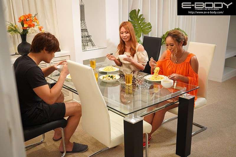 蘭華の食卓風景